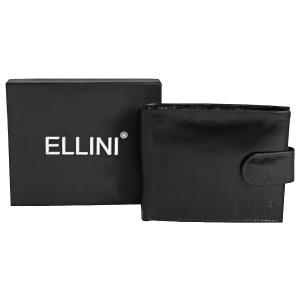 16e381113341d Zapinany portfel męski Ellini