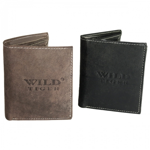 4cf6a52a95f8c Zgrabny portfel męski Wild Tiger