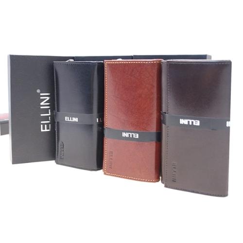e865590f08050 Portfel skórzany damski poziomy Ellini