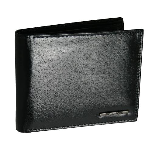 c76a4ff23deaa Błyszczący portfel męski Bellugio