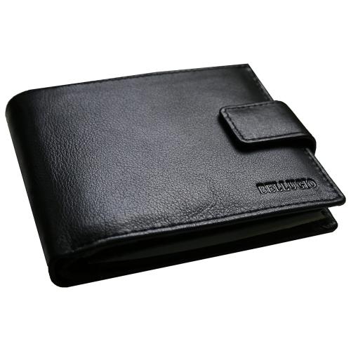 9e7f5e182a155 Ekskluzywny portfel męski Bellugio