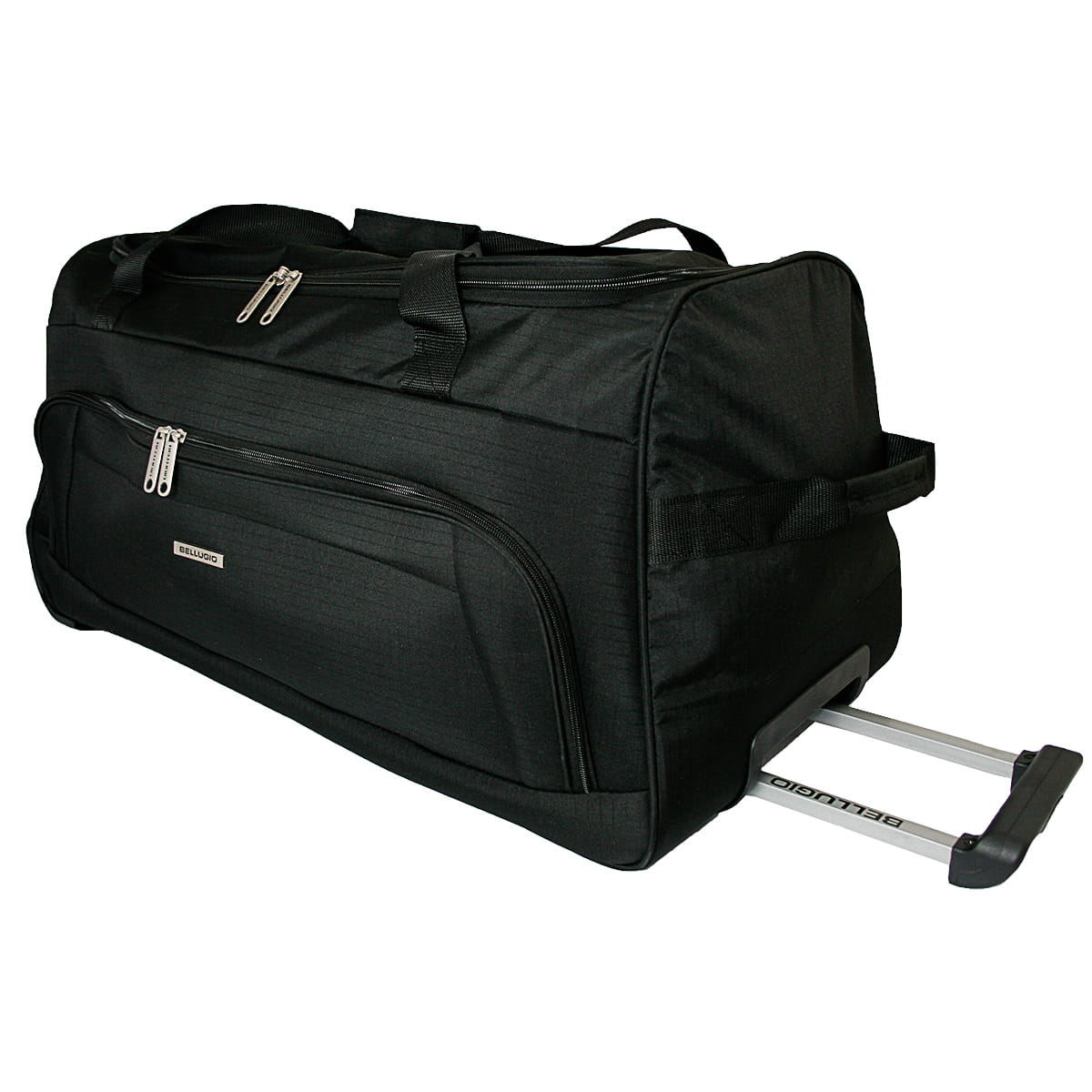 48632b57b8048 Duża torba podróżna na kółkach Bellugio